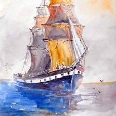 2014_02 BahamasTallShip
